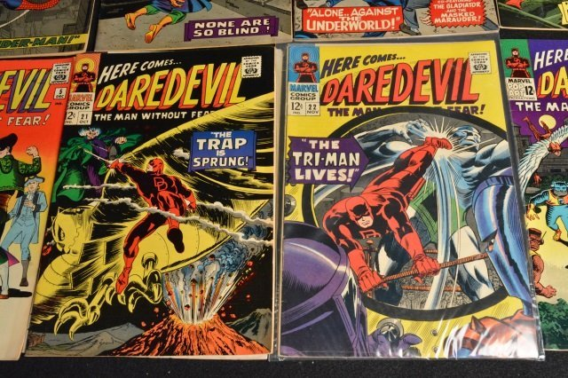(15) Daredevil Marvel Comics Silver Age - 6