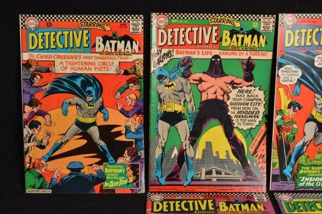 (9) Detective Comics DC Comics Silver Age - 2