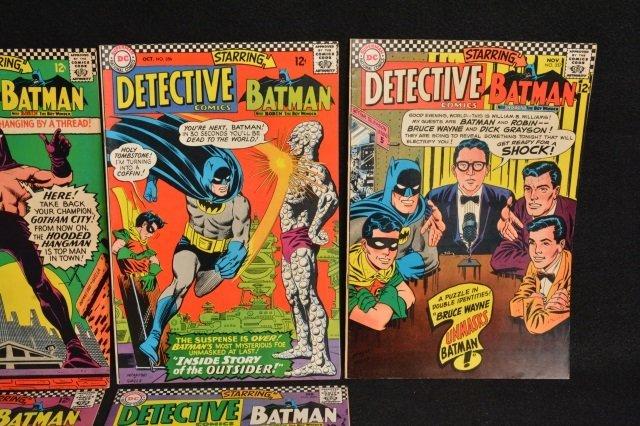 (9) Detective Comics DC Comics Silver Age - 3