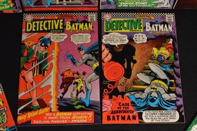 (9) Detective Comics DC Comics Silver Age - 4