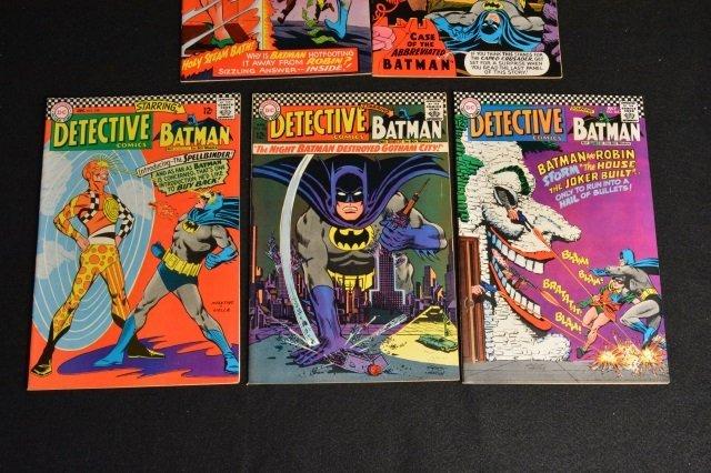 (9) Detective Comics DC Comics Silver Age - 5