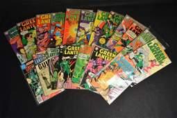 19 Green Lantern DC Comics Silver  Bronze Age