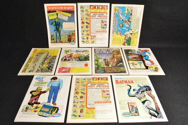 (10) World's Finest DC Comics Silver Age - 4