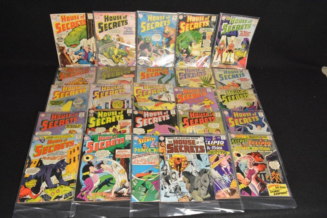 (26) House Of Secrets, DC Comics.