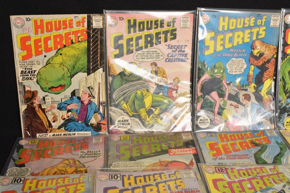 (26) House Of Secrets, DC Comics. - 2