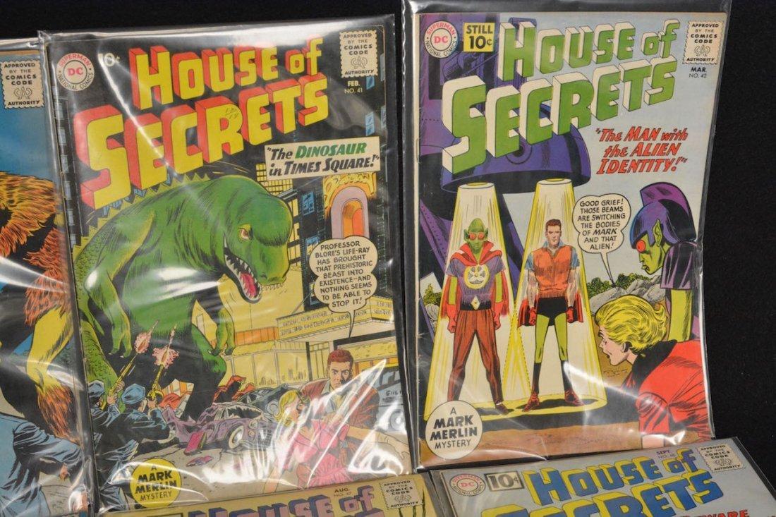 (26) House Of Secrets, DC Comics. - 3