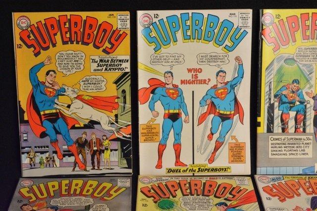 (16) SuperBoy DC Comics Silver Age - 3