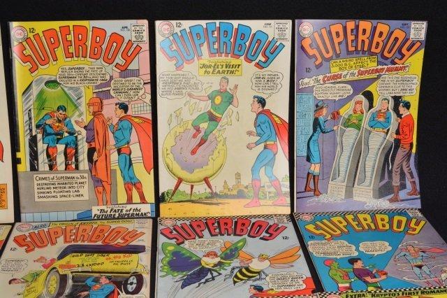 (16) SuperBoy DC Comics Silver Age - 4