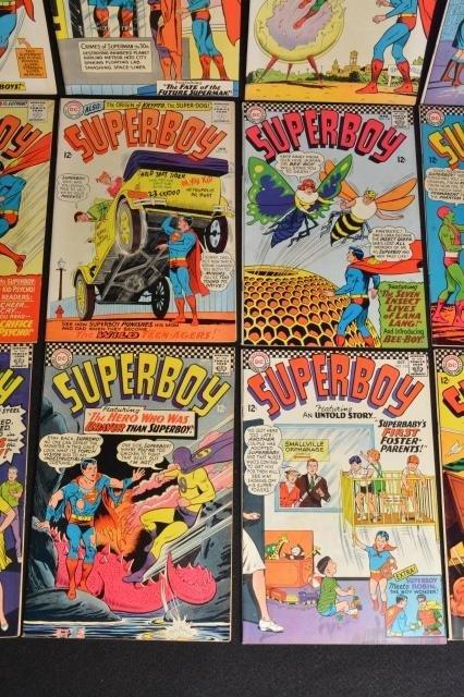 (16) SuperBoy DC Comics Silver Age - 6