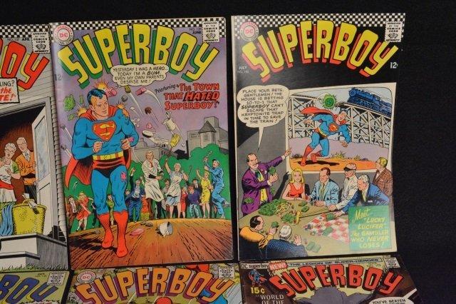(9) SuperBoy DC Comics Silver Age & Bronze Age - 4