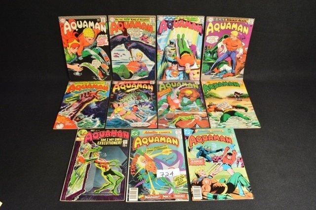 (12) Aquaman D.C. Comics - 2