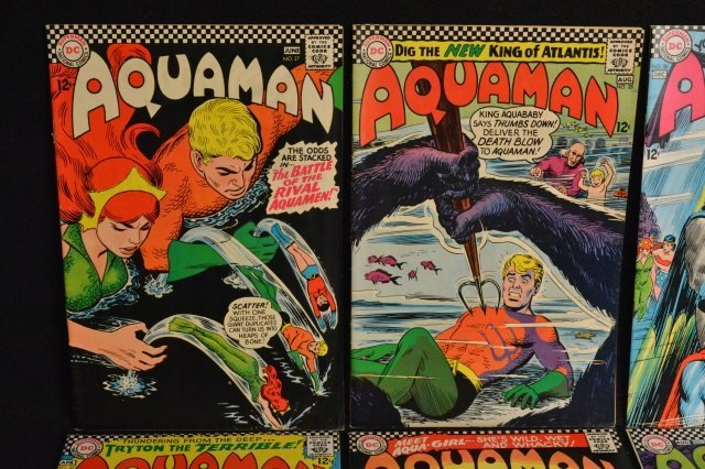 (12) Aquaman D.C. Comics - 4