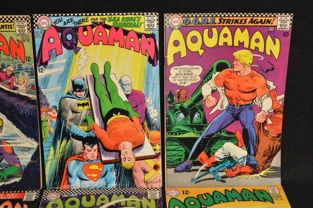 (12) Aquaman D.C. Comics - 5