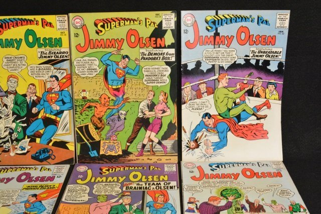 (16) Superman's Pal Jimmy Olsen, DC Comics - 4