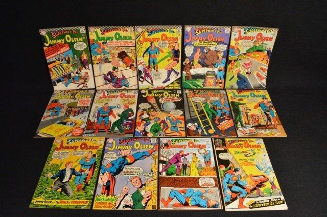 (14) Superman's Pal Jimmy Olsen, DC Comics