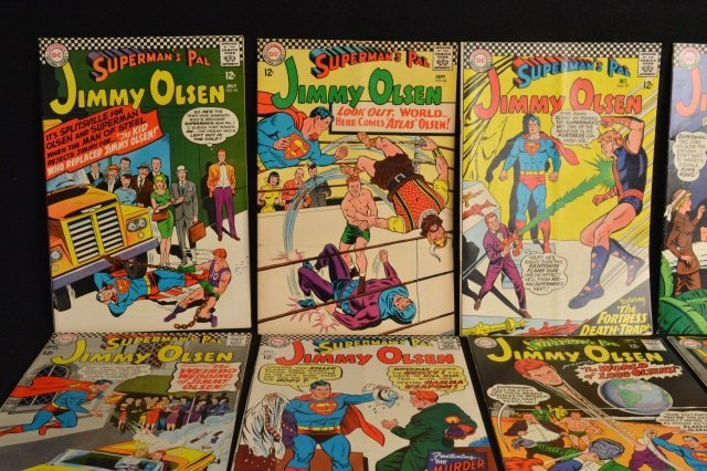 (14) Superman's Pal Jimmy Olsen, DC Comics - 3