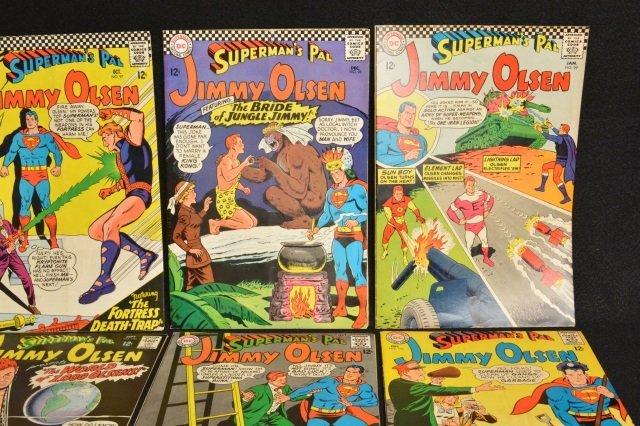 (14) Superman's Pal Jimmy Olsen, DC Comics - 4