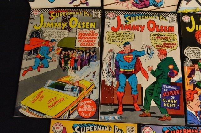 (14) Superman's Pal Jimmy Olsen, DC Comics - 5