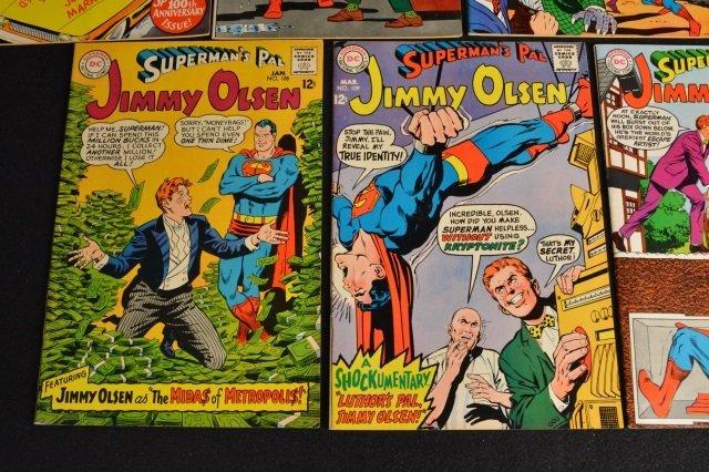 (14) Superman's Pal Jimmy Olsen, DC Comics - 6
