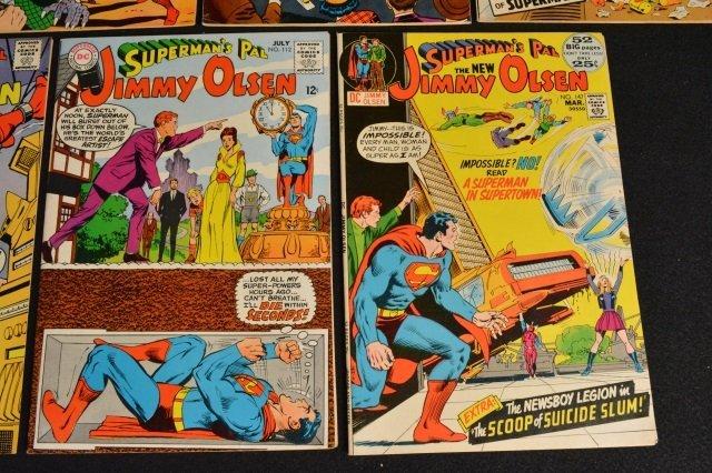 (14) Superman's Pal Jimmy Olsen, DC Comics - 7