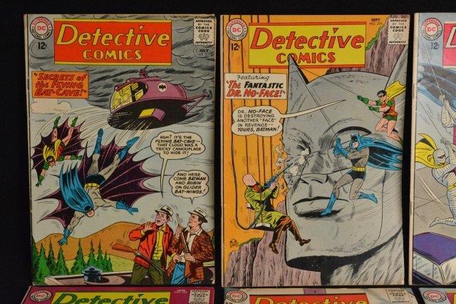 (10) Detective Comics, DC Comics Silver Age - 2