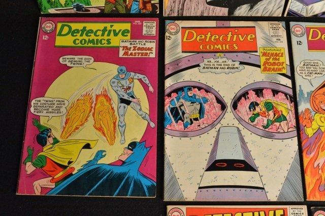 (10) Detective Comics, DC Comics Silver Age - 4
