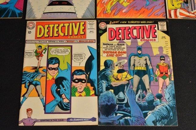 (10) Detective Comics, DC Comics Silver Age - 6