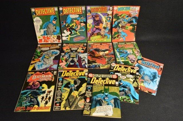 (13) Detective Comics, DC Comics