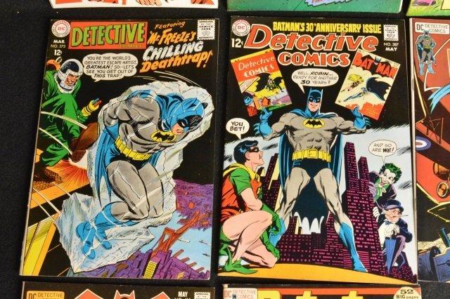 (13) Detective Comics, DC Comics - 5