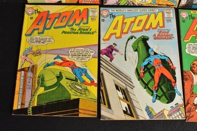 (8) The Atom, DC Comics Silver Age - 4