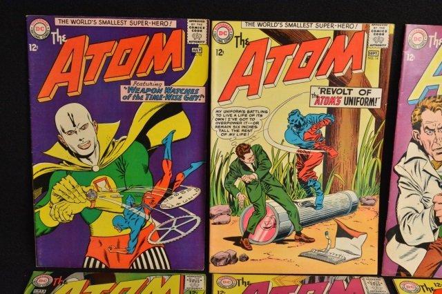 (8) The Atom, DC Comics Silver Age - 2