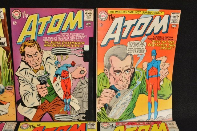 (8) The Atom, DC Comics Silver Age - 3