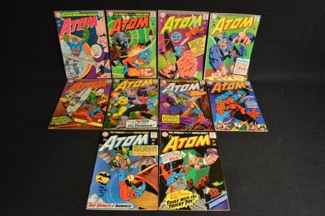 (10) The Atom, DC Comics Silver Age