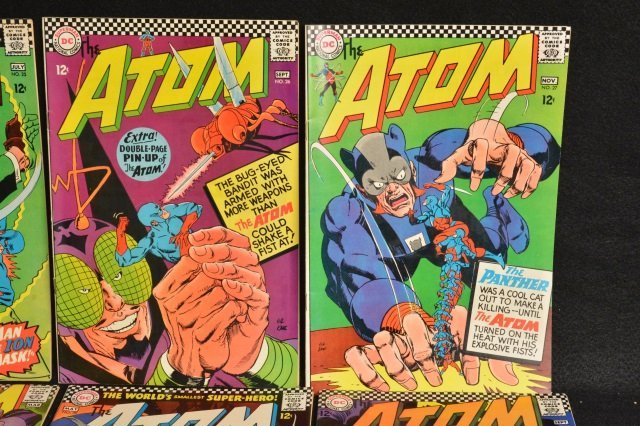 (10) The Atom, DC Comics Silver Age - 3