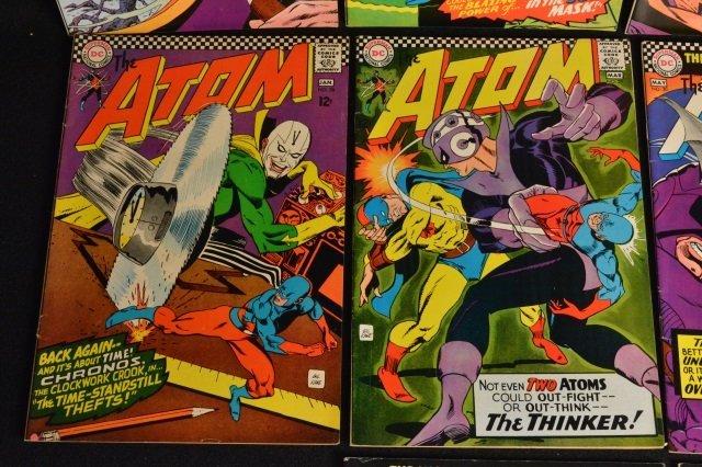 (10) The Atom, DC Comics Silver Age - 4