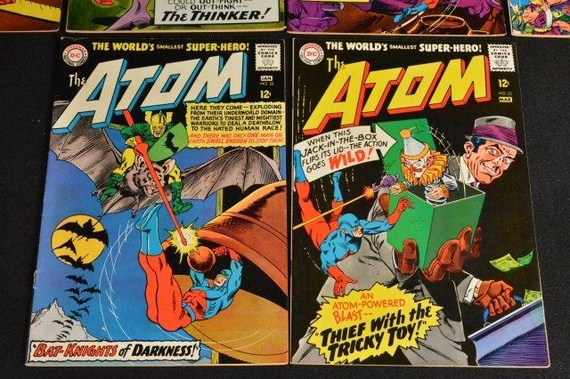 (10) The Atom, DC Comics Silver Age - 6