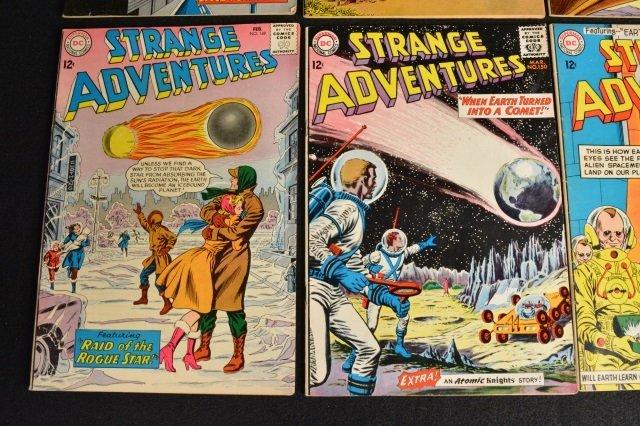 (12) Strange Adventures, DC Comics Silver Age - 6