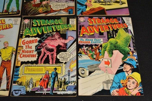 (12) Strange Adventures, DC Comics Silver Age - 7