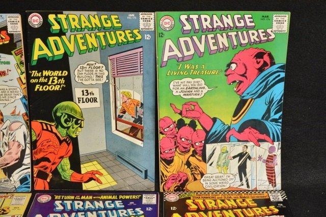 (12) Strange Adventures,DC Comics Silver Age - 3