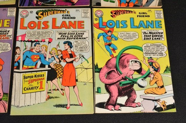 (12) Superman's Girl Friend Lois Lane, DC Comics - 2