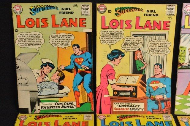 (12) Superman's Girl Friend Lois Lane, DC Comics - 3