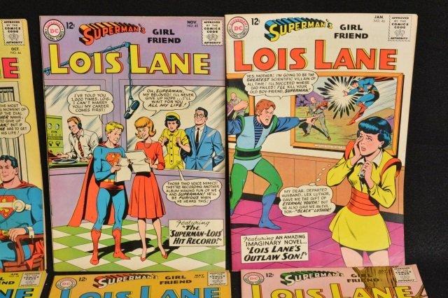 (12) Superman's Girl Friend Lois Lane, DC Comics - 4