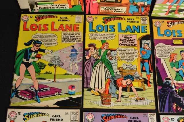 (12) Superman's Girl Friend Lois Lane, DC Comics - 5