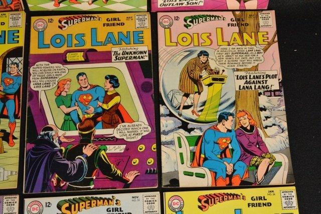 (12) Superman's Girl Friend Lois Lane, DC Comics - 6