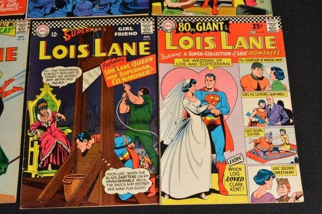(12) Superman's Girl Friend Lois Lane, DC Comics - 7