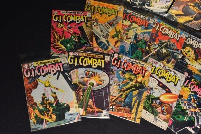 (15) G.I. Combat, DC Comics Silver Age - 2