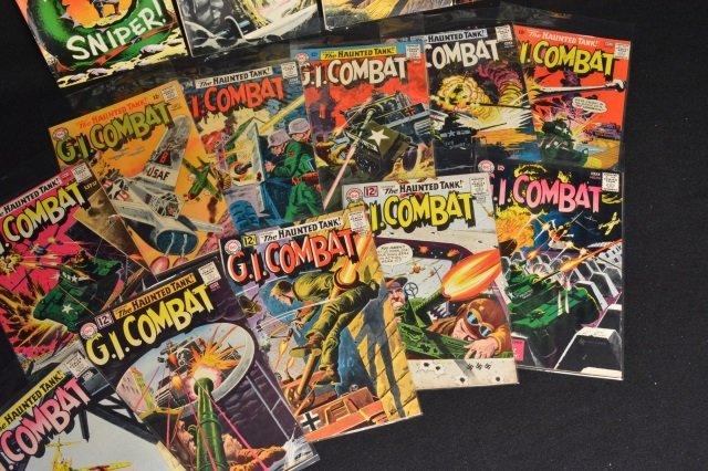 (15) G.I. Combat, DC Comics Silver Age - 3
