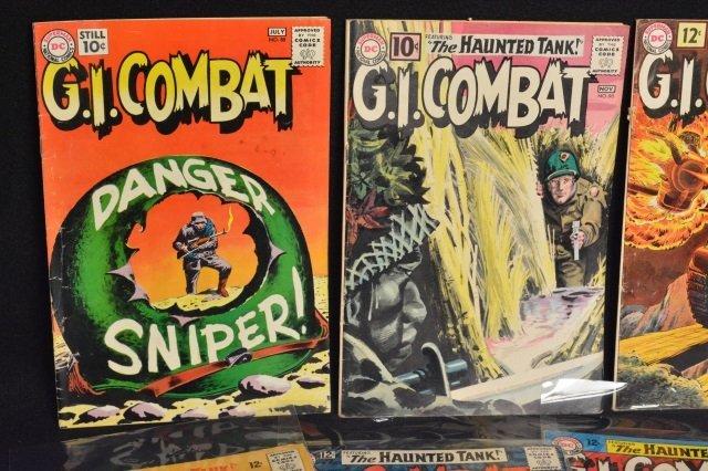 (15) G.I. Combat, DC Comics Silver Age - 4