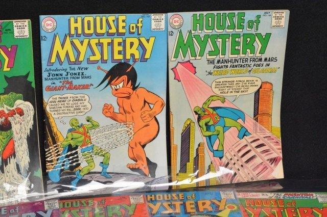 (24) House Of Mystery, DC Comics Silver Age - 3