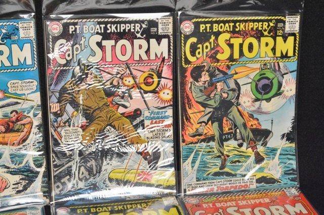(16) Capt. Storm, DC Comics Silver Age - 3
